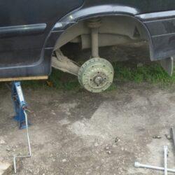 Задняя ступица ваз 2108 - устройство, ремонт
