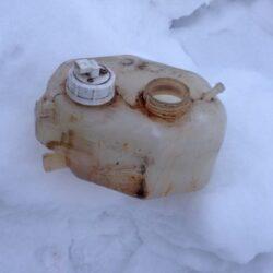 Замена бачка охлаждающей жидкости ваз 2110 своими руками