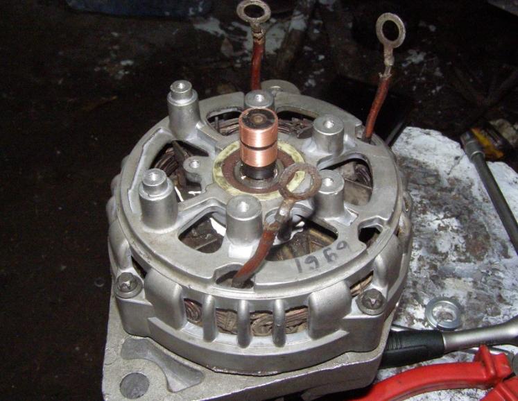 ремонт генератора ваз 2110 своими руками